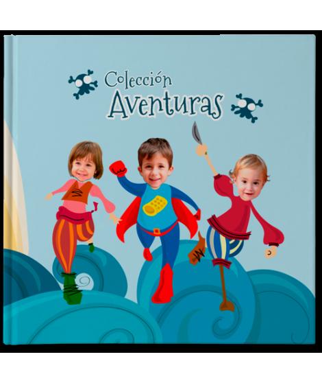 Colección aventuras