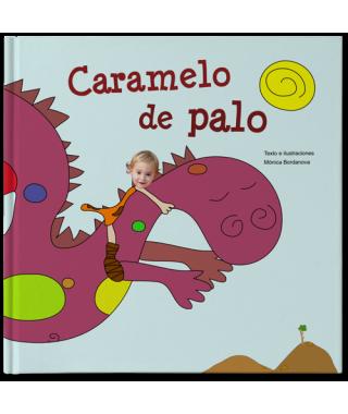 Cuento Caramelo de palo - Una historia de dinosaurios