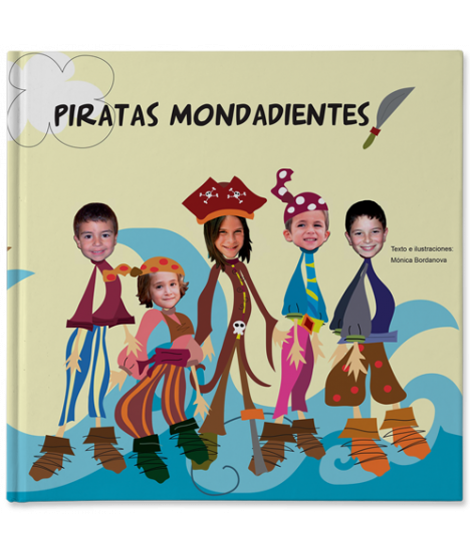 Piratas Mondadientes