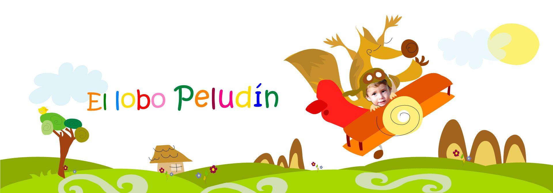 Lobo Peludín - Libro para ayudar a los niños a superar sus miedos - Encabezado del producto