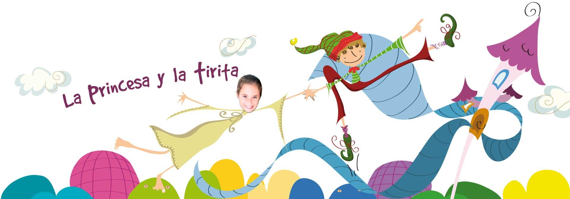 Cuentos infantiles personalizados de princesas con foto - Encabezado del producto