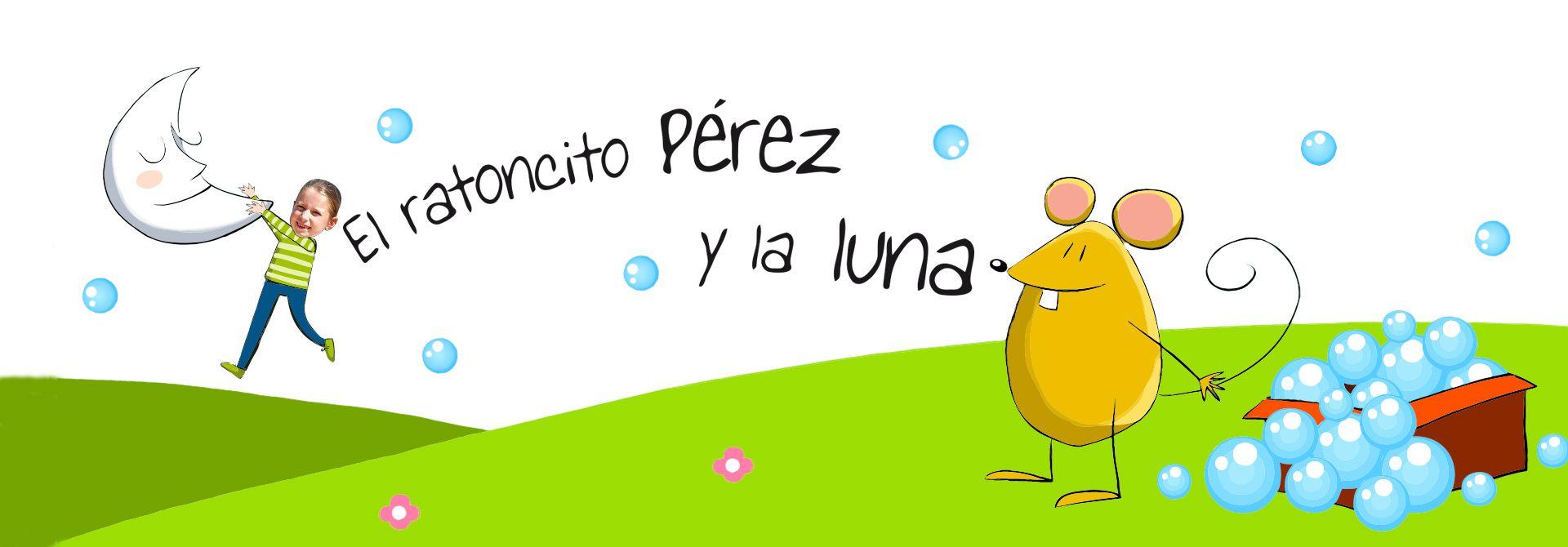 Cuentos de niños personalizados: El secreto del ratoncito Pérez - Encabezado del producto