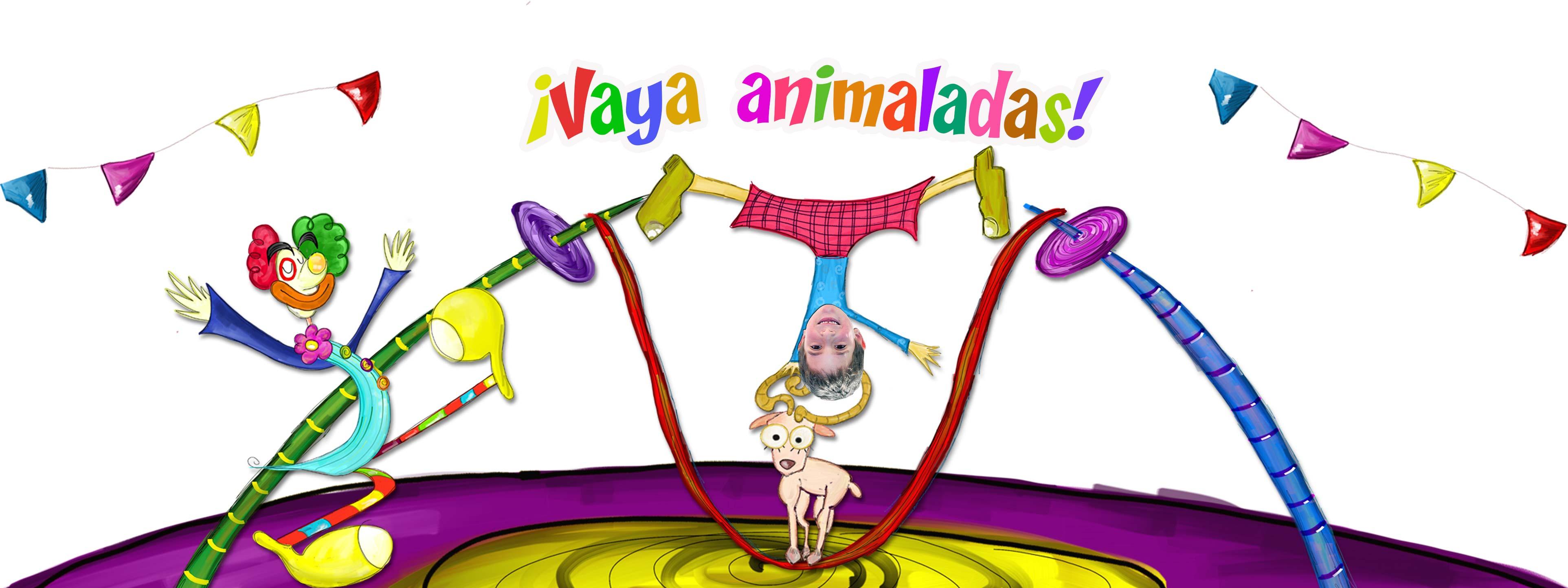 Cuento del circo y sus animales - Encabezado del producto