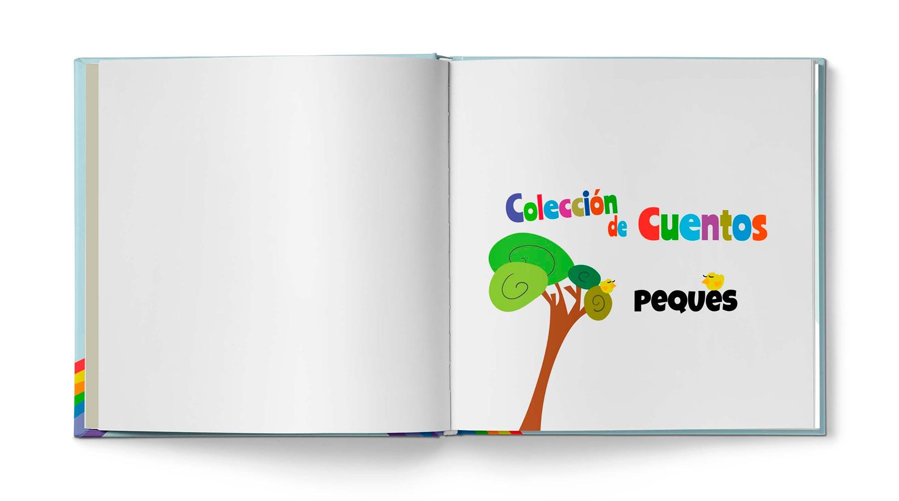 Cuento Colección peques - Imagen 1