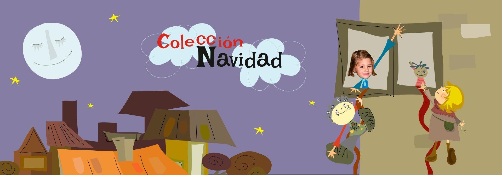 Colección cuentos Navidad - Encabezado del producto