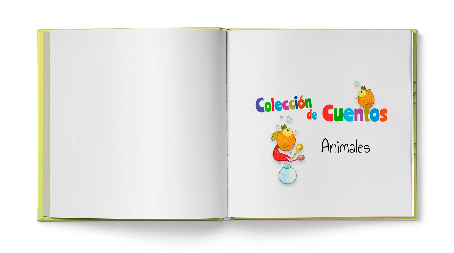 Cuento Colección animales - Imagen 1