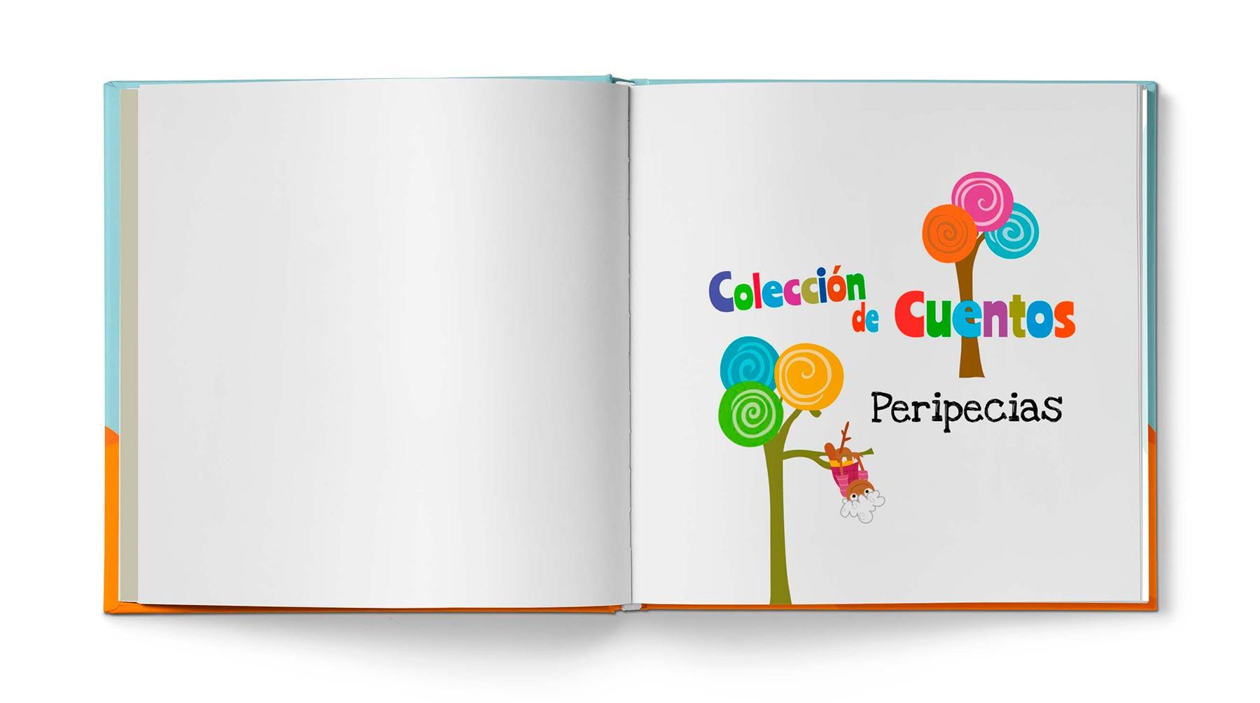Cuento Colección peripecias - Imagen 1